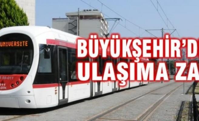 Samsun'da Ulaşım Fiyatları Değişti
