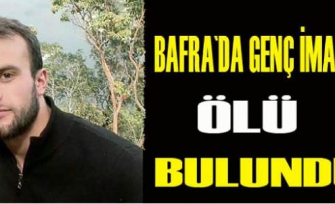 Sarıköy imamı evinde ölü bulundu