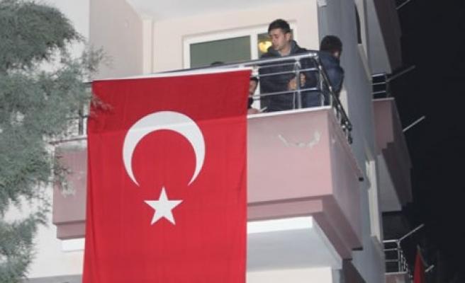 Şehit Piyade Uzman Onbaşı Taşkın'ın Samsun'daki Baba Evinde Yas Var