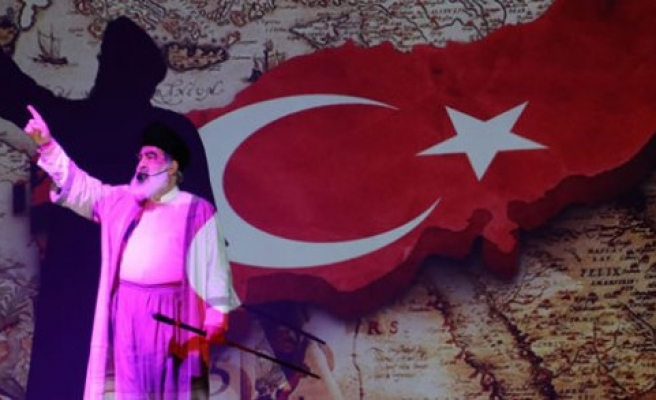 """""""SON KALE TÜRKİYE"""" BAFRA'DA SAHNELENDİ"""