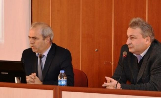 Tarımsal Üretim Maliyet Sistemi (TÜMSİS) Toplantısı Yapıldı