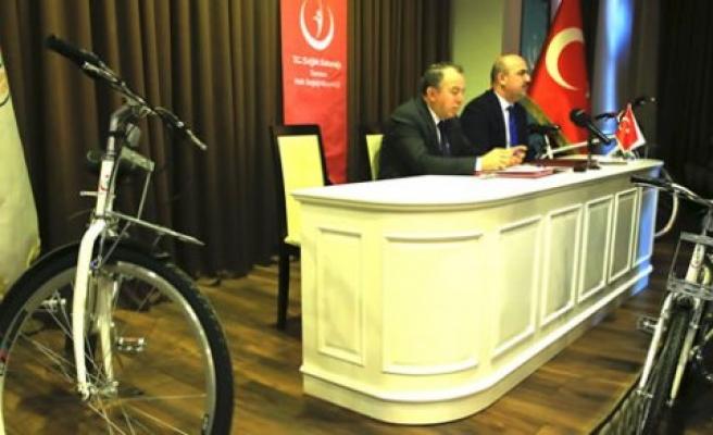 Türkiye Sağlıklı Beslenme ve Hareketli Hayat Programı Düzenlendi