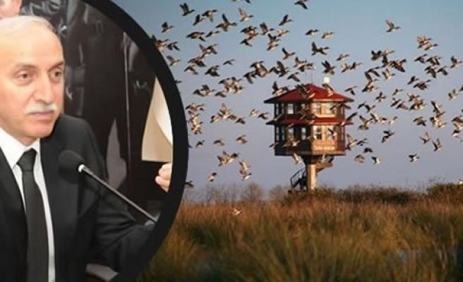 Vali Şahin; Kızılırmak Deltası Araçlara Yasaklandı