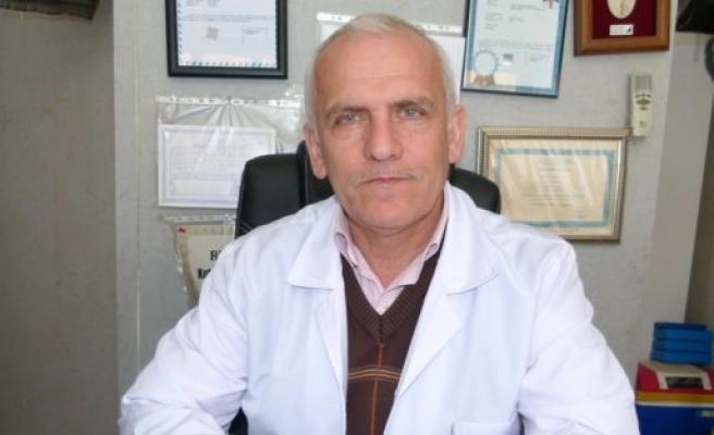 """Veteriner Hekim Şevki Yalçın:"""" Bafra Bölgesinde Hayvanlarda Hastalık Yok"""""""