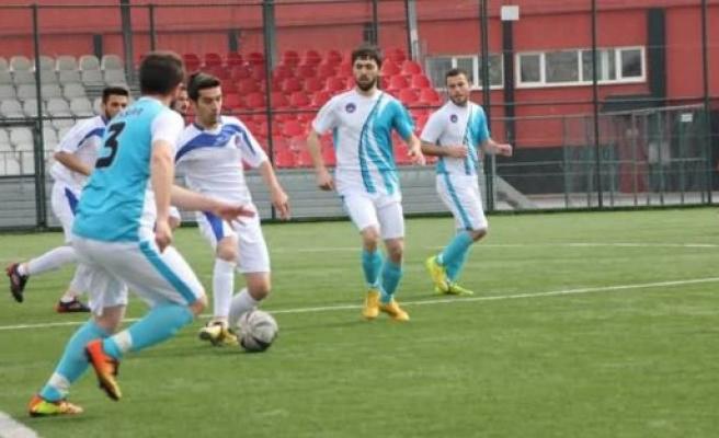 Yurtlar Arası Turnuva Bafra'da Başladı