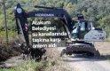 Atakum Belediyesi su kanallarında taşkına karşı önlem aldı