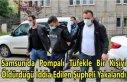 Samsun'da Pompalı Tüfekle Bir Kişiyi Öldürdüğü...