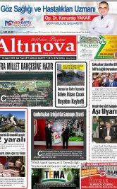 Bafra Haber, Bafrahaber, Bafra Haberleri, altinovagazete.com - 02.11.2020 Manşeti