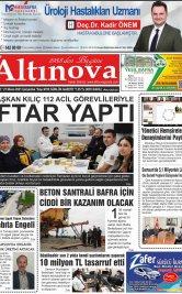 Bafra Haber, Bafrahaber, Bafra Haberleri, altinovagazete.com - 20.04.2021 Manşeti