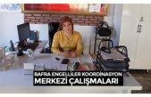 BAFRA ENGELLİLER KOORDİNASYO MERKEZİ ÇALIŞMALARI