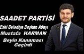 Bafra Belediye Başkan Adayı Mustafa Harman Beyin Kanaması Geçirdi