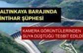 Barajda Aracı Bulanan Kadına Ulaşılamıyor