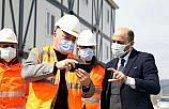 Samsun'da 900 yataklı şehir hastanesinin inşaatı başladı