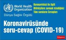 Koronavirüsünde soru-cevap (COVID-19)