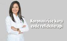Koronavirüse karşı evde refleksterapi