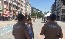 Bolu'da son bir ayda maske takmayan 802 kişiye para cezası kesildi