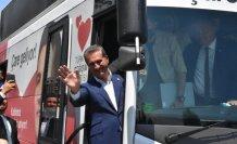 TDP Genel Başkanı Mustafa Sarıgül:
