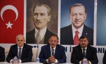 AK Parti Genel Başkan Yardımcısı Özhaseki, Giresun'da açıklamalarda bulundu: