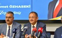 AK Parti Genel Başkan Yardımcısı Özhaseki'den yerel yönetimler reform paketi açıklaması: