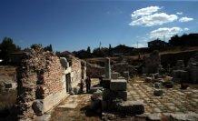 Antik kentin üzerine kurulu ilçede yer arayışı