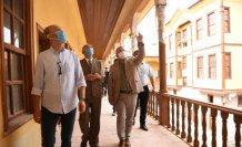 Çorum'daki ünlü Veli Paşa Hanı'nda restorasyon çalışmalarında sona gelindi