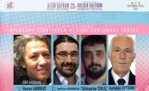 Uluslararası Altın Safran Belgesel Film Festivali'nin jüri üyeleri belirlendi