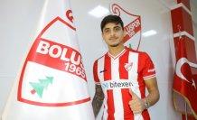 Boluspor, orta saha oyuncusu Berk Yıldız'ı renklerine bağladı