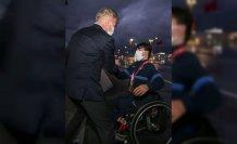 Tokyo Paralimpik Oyunları'nda masa tenisinde yarışan milli sporcular yurda döndü