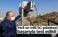 Yerli ve milli 5G şebekesi başarıyla test edildi