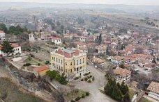 Safranbolu Kalesi'ne ait gizli geçit bulundu