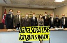Bafra SERA OSB için gün sayıyor