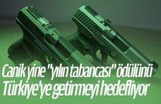 """Canik yine """"yılın tabancası"""" ödülünü Türkiye'ye getirmeyi hedefliyor"""
