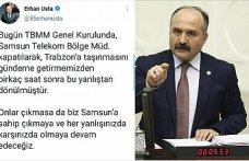 USTA'NIN TELEKOM ÇIKIŞI SONUÇ VERDİ