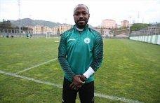 Giresunsporlu Traore ve Nalepa, Süper Lig'in anahtarını konsantrasyon olarak görüyor