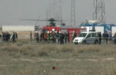 Konya'da askeri uçak kaza kırıma uğradı; pilot şehit oldu