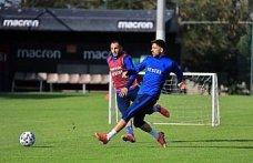 Trabzonspor'da, Hatayspor maçının hazırlıkları sürüyor