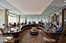Gümüşhane Belediye Meclisi İsrail'in saldırılarını kınadı