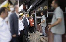 Memleket Partisi Genel Başkanı İnce, sel ve heyelanların yaşandığı Rize ile Artvin'i ziyaret etti