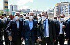 Ulaştırma ve Altyapı Bakanı Karaismailoğlu, İkizdere'deki taş ocağına ilişkin açıklama yaptı: (1)