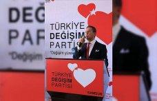 TDP Genel Başkanı Sarıgül, Samsun'da partisinin il kongresine katıldı:
