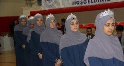 Bafra'da Hafızlık İcazet Merasimi