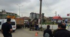 Tofaş Kavşağı'nda Trafik Kazası; 1 Ölü