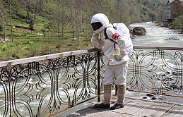 'Rizeli astronotlar' üne kavuştu; Rusya'dan davet geldi