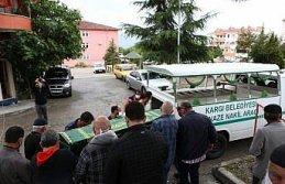 ABD'de nehirde boğulan Türk öğrencinin cenazesi...