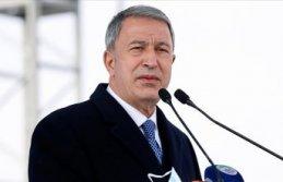Bakan Akar: Türkiye'den gidecek Mehmetçik Azerbaycanlı kardeşlerimize gerekli yardımı sağlayacak