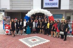Öze Bafra AK Okullarına Muhteşem Açılış Töreni