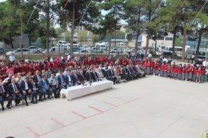 Bafra'da İlköğretim Haftası Coşkuyla Kutlandı
