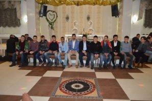 Ladik Belediyesi'nden Askerlere Uğurlama Ve Kına Töreni