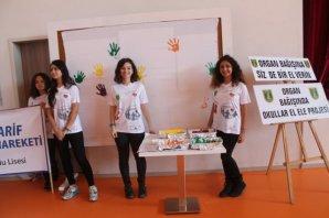 Bafra Gençlik Merkezi'nde Organ Bağışı Haftası Etkinliği