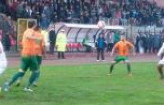 1930 Bafraspor 2-1 Ünyespor